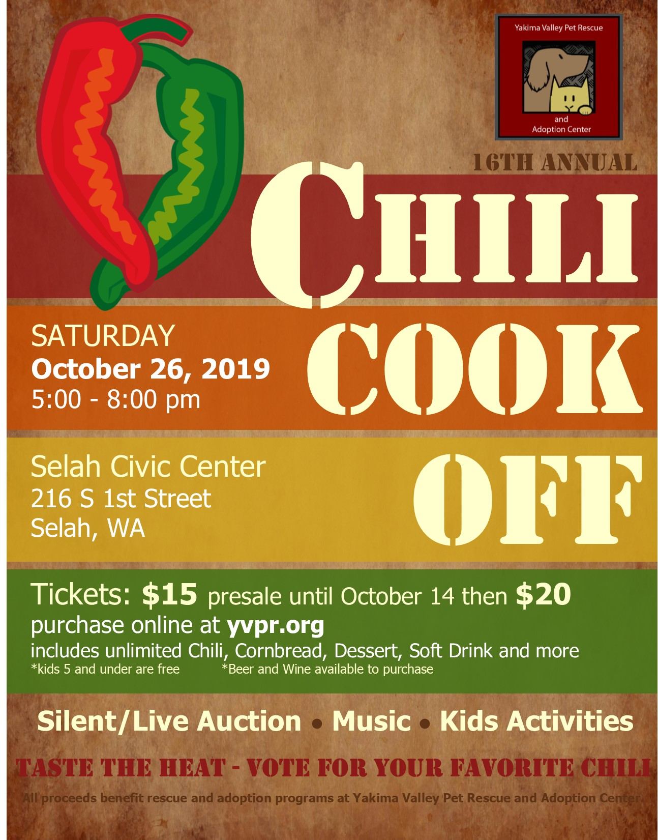 Click image to purchase your tickets online!